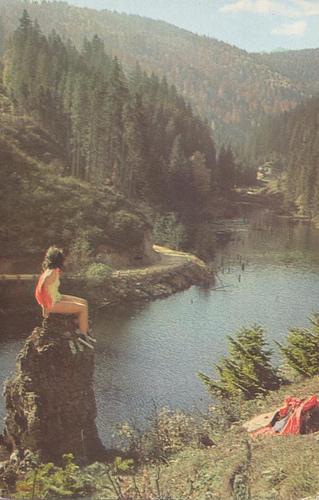 Lacul Rosu por ti.