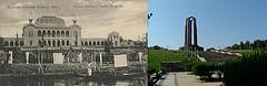 Palacio de las Artes ayer y hoy