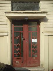 Villa Polona Jean Monda (detalle)