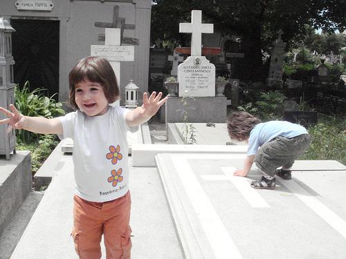 090523_Visita al Cementerio Bellu por ti.