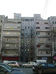 Edificio de Apartamentos de Jean Monda