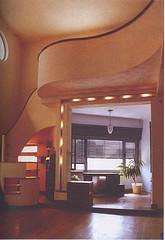 Interior apartamento edificio Hristo Botev, 34 Marcel Iancu 1934